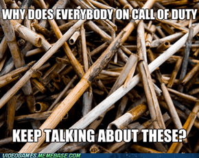 What Bundle of Sticks...?