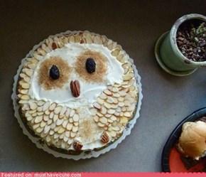 Epicute: Almond Owl Tart