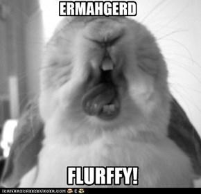 ERMAHGERD FLURFFY!