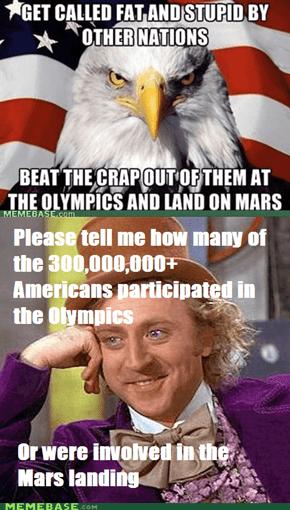 Dumb Americans