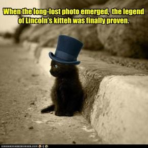 Historical kitteh