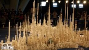 Japan in 1.8 Million LEGO WIN