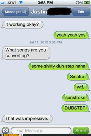 Sunstroke is My Favorite Music Too