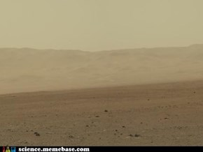 The Wall of Gale Crater