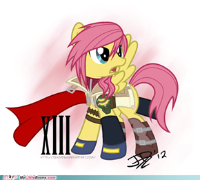 For FFXIII and pony lovers