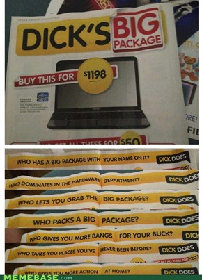 Dick's big deals.