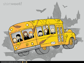 Literally the Magic School Bus