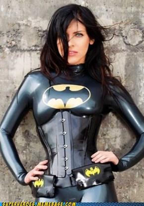 Bat Corset