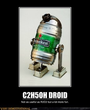 C2H5OH DROID