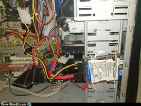 "Installing a 2.5"" HDD in an Old Desktop"