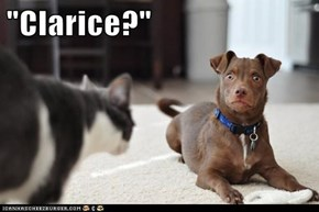 """""""Clarice?"""""""