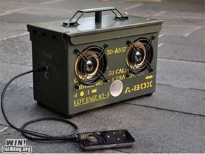 Ammo Boombox WIN