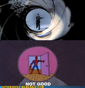 Damn You Bond