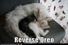 Reverse Oreo