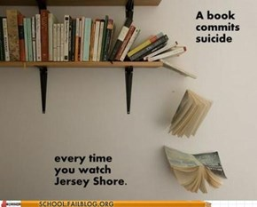 Think of the Books!
