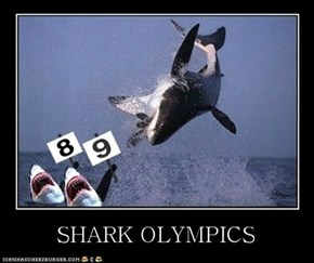 Shark Week Gets Competitive