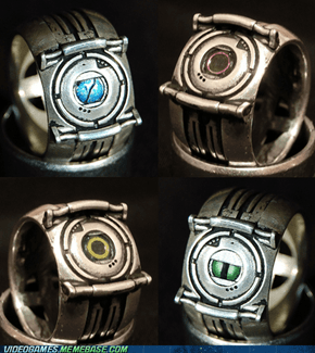 Bette Than Green Lantern Rings