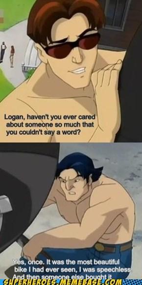 Just Wolverine