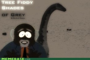 That damn Loch Ness Monster.