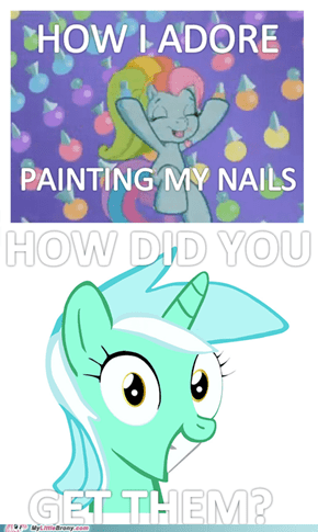 This is relevant to Lyra's interests