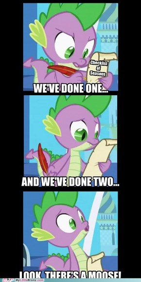 First EFNW Meme - No Spoilers, Spike!