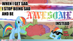 THUS SPAKETH RAINBOW DASH