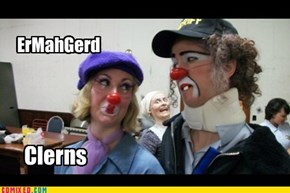 Clowns or Derp?