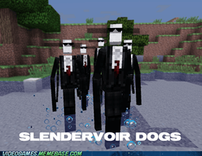 Slendervoir Dogs