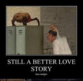 STILL A BETTER LOVE STORY