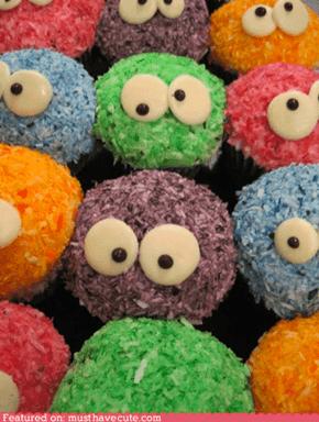 crazy cupcake eyes