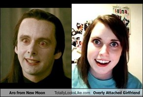 Aro from New Moon Totally Looks Like Overly Attached Girlfriend