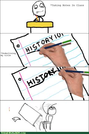 Y U No Allow Laptops in Class?