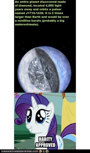 RARITY APPROVED