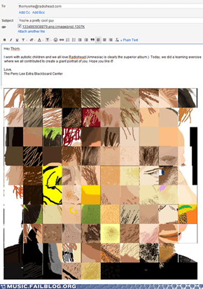 Thom Yorke the Autist