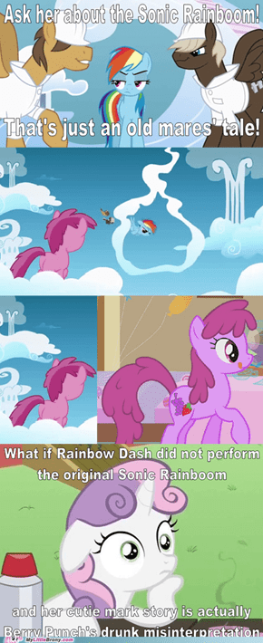 Cutie Mark Conspiracy