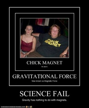 SCIENCE FAIL