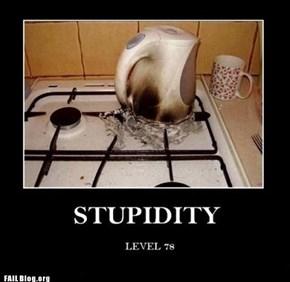 Boiling Water FAIL