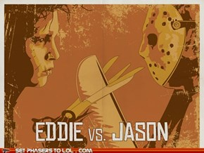 Eddie vs. Jason