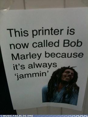 We Jammin'