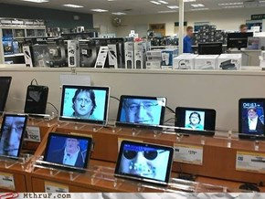 Gaben is Watching You Browse But Not Buy