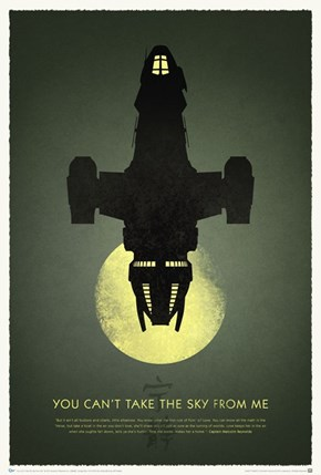 Firefly Tenth Anniversary Print of the Day