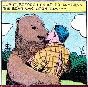 Gimme Some of Your Sweet Bear Hugging