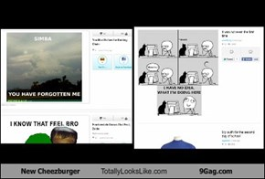 New Cheezburger Totally Looks Like 9Gag.com