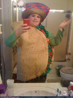 I Was Dressing Like a Taco BEFORE it was Cool