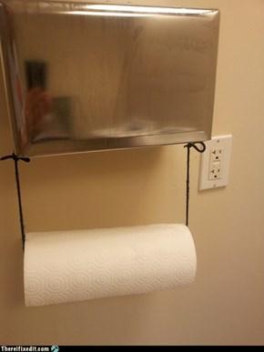 Towel Dispenser FAIL