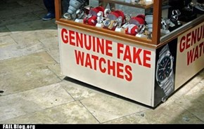 The Realest Fakes FAIL