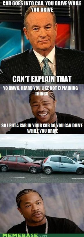 Disproven By Xzibit