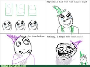 Dumbledore Troll