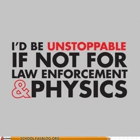 Darn Physics!