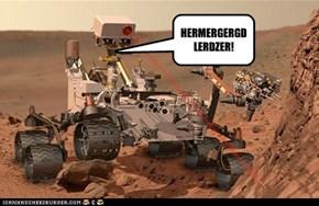 HERMERGERGD LERDZER!
